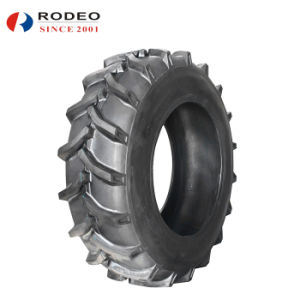 Agricultural Tractor Rear Tyre (R1, 11-38 11.5/80-15.3 12-38 13.6-38 14.9-30 16.9-30 23.1-26 405/70-20) pictures & photos