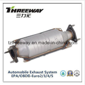 Three Way Catalytic Converter Direct Fit For Honda 2 3 Pictures Photos