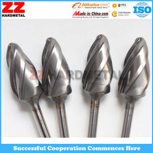 Tungsten Carbide Single Double Cut Bur File pictures & photos