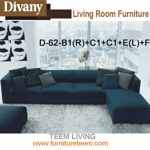 Modern Living Room Furniture Sofa Sectional Combination Sofa pictures & photos