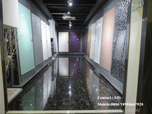 Acrylic MDF High Glossy Kitchen Cabinet Door (FY013) pictures & photos