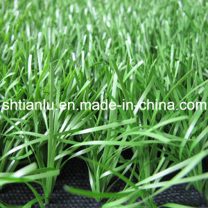 Natural Color Artificial Grass for Sports Courses or Landscape
