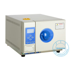 Tabletop Pre-Vacuum Sterilizer (PV-TD20/24) pictures & photos