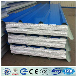 Heat Insulated EPS Composite Polystyrene Foam Panel pictures & photos