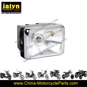 Motorcycle Spare Parts Motorcycle Headlight Fit for Ax-100 pictures & photos
