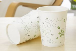 8oz/12oz Disposable Single Wall Cup, Party Series Paper Cup pictures & photos