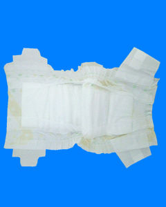 Baby Diapers with Breathable Backsheet