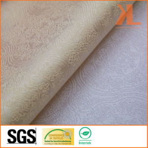 Polyester Quality Jacquard Chinese Design Wide Width Table Cloth pictures & photos