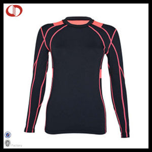 Custom Women Sportswear Compression Shirt pictures & photos
