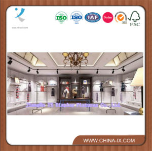 Pop Interior Exhibition Display Rack for Clothes Shop Exhibition Room pictures & photos