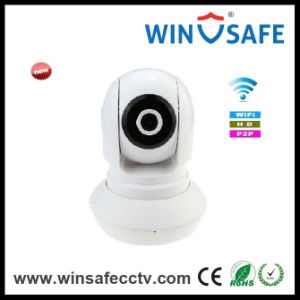 Wireless Home Security System Mini IP Camera with WiFi pictures & photos