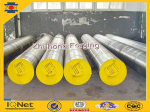 42CrMo4V Turned Forged Bar Round Steel Bar Alloy Steel Solid Steel Bar pictures & photos