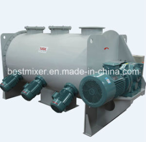 Cement Blender/Mixer with Plough Shear pictures & photos