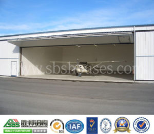 Steel Hanger Double-Slope Roof Structure Prefab House