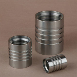 Hydraulic Ferrule for SAE 100r13 Hose Fitting pictures & photos