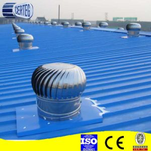 Stainless Steel Roofvent Wind Power Turbine Air Ventilators pictures & photos