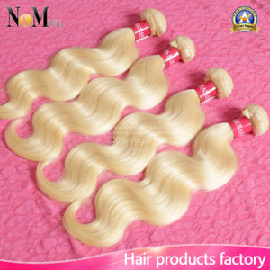 Popular Blonde Virgin Hair 100% Blonde Brazilian Hair 12-30 Inches Human Hair Extensions Free Shipping pictures & photos