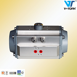 Updated Vt Series Automatic Pneumatic Valve Actuator