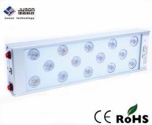 Cheap Price 28W 30cm LED Aquarium Light Blue and White Emitting Color for Nano Coral Reef Fish Tanks pictures & photos