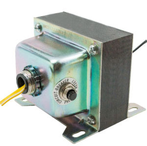 Foot and Dual Threaded Hub Mountvoltage Transformer with UL Approval