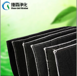 Activated Carbon Pocket Filter pictures & photos