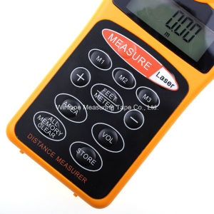 Precision Ultrasonic Infrared Digital Height Distance Measuring Meter (LD-001) pictures & photos