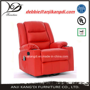 Kd-Ms7036-1 Massage Recliner/Massage Chair/Massage Cinema Recliner/Manual Recliner Chair/ Leather Recliner Sofa