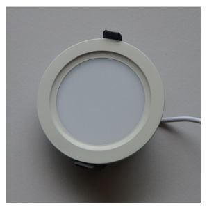 2.7USD 7W 5730SMD Round 105mm Nature White LED Panel Light