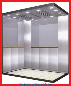 Customized Elevator Size Medical Hospital Elevator pictures & photos
