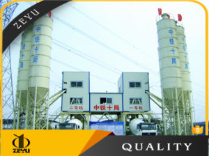 Hls180 Concrete Batching Plant