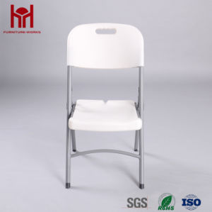 Granite White Folding Chair pictures & photos