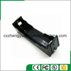 3.7V/18650 Battery Holder with Contact Pins