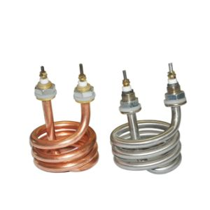 Customized Electric Heating Element Oven Water Heater Aluminum Copper Stainless Steel Heating Tube