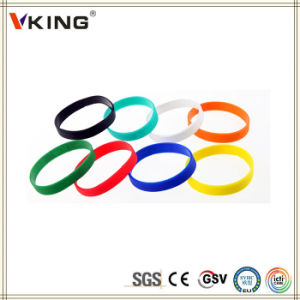 China New Innovative Product Custom Silicone Wristband