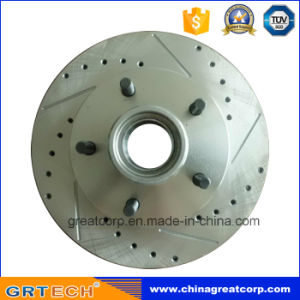 15725351 Aluminum Front Brake Disc for Chevrolet