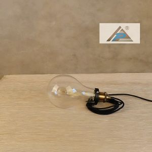 Glass Bulb Style Socket Lamp with Plug (C5006152) pictures & photos