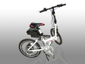400W Foldable Electric Bicycle/Folding E Bike/ Portable E-Bike with 36 10ah LiFePO4 Battery pictures & photos