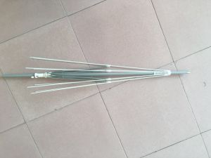 White Fiber Big Spring Umbrella