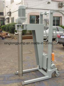 Xinglong Vertical Single Screw Pump pictures & photos