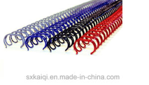 O-Binding Metal Spiral Wire pictures & photos
