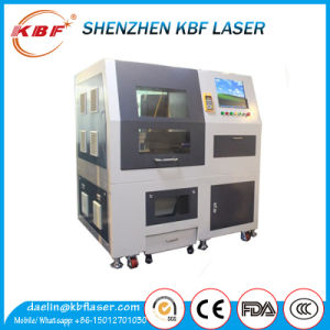 Alloy Sheet and Pipe Metal PCB & FPC 150W Fiber Precise Laser Cutting Machine pictures & photos