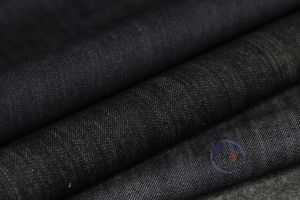 Cross Slub Stretch Denim Fabric pictures & photos