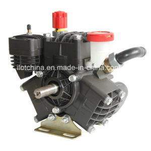 Ilot Power 2 Stroke Diesel Diaphragm Membrane Pump for Agriculture Irrigation Watering Pest Control pictures & photos