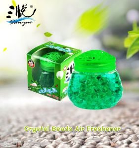 Crystal Air Freshener with Charming Scent (Jasmine scent)