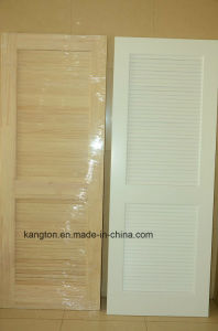 Popular Louver Bathroom Shutter Door (shutter door) pictures & photos