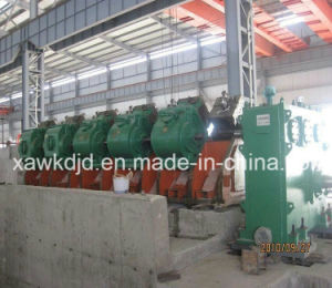 Top Crossed 45° High-Speed Wire-Rod Finishing Mill pictures & photos