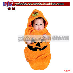 Halloween Costumes Babydoll Pumpkin Costume Baby Cloth (C5001) pictures & photos