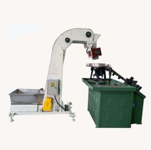 Mature Technology Nail Thread Rolling Machine for Ring/Screw Nail Shank Nail