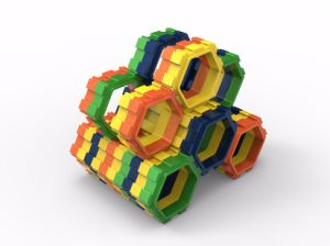 Interlocking EPP Foam Blocks for Kindergarten