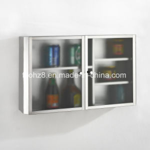Stainless Steel furniture Kitchen Storage Cabinet (7048) pictures & photos